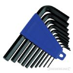Hex Key Set 10pce